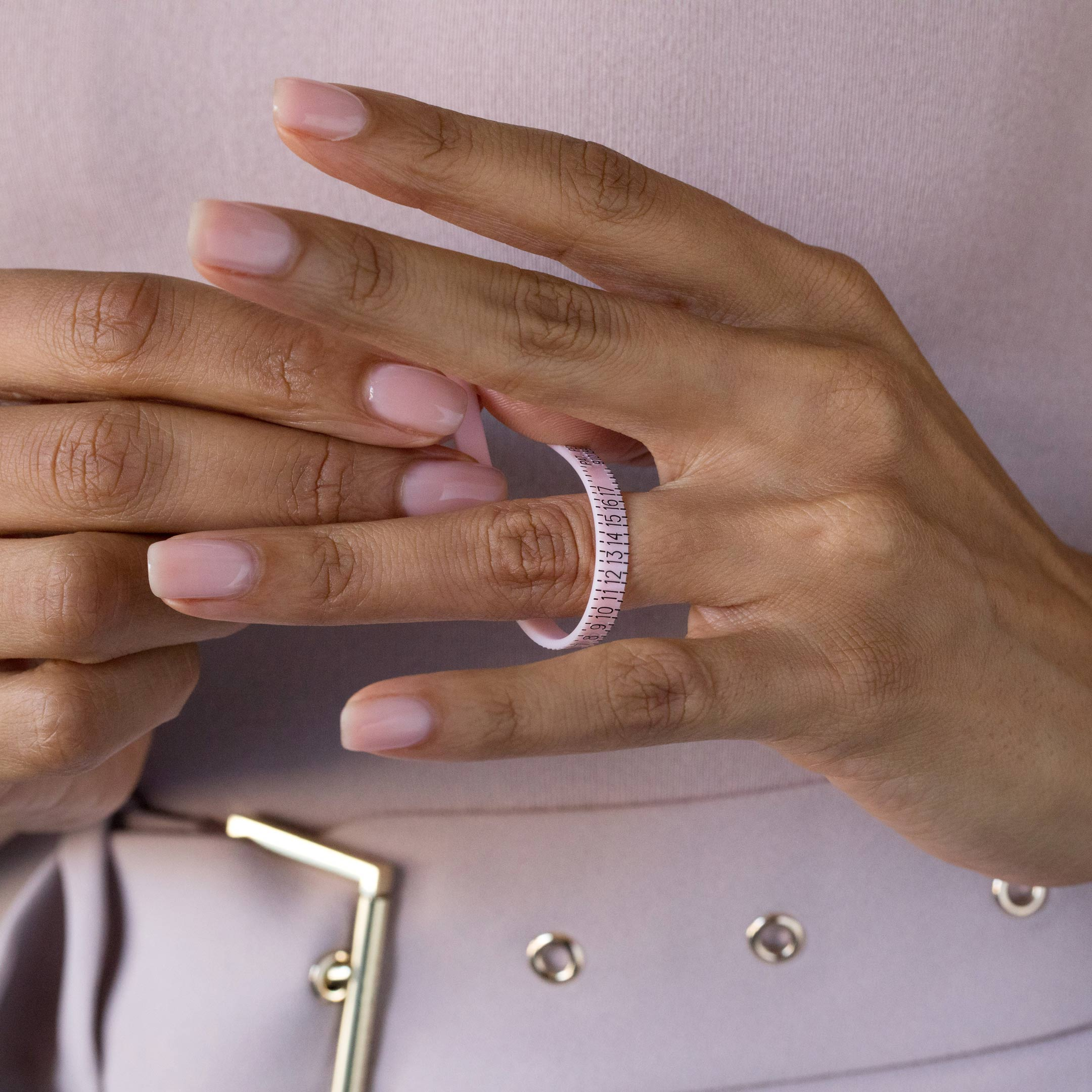 Complimentary Ring Sizer | Oui by Jean Dousset