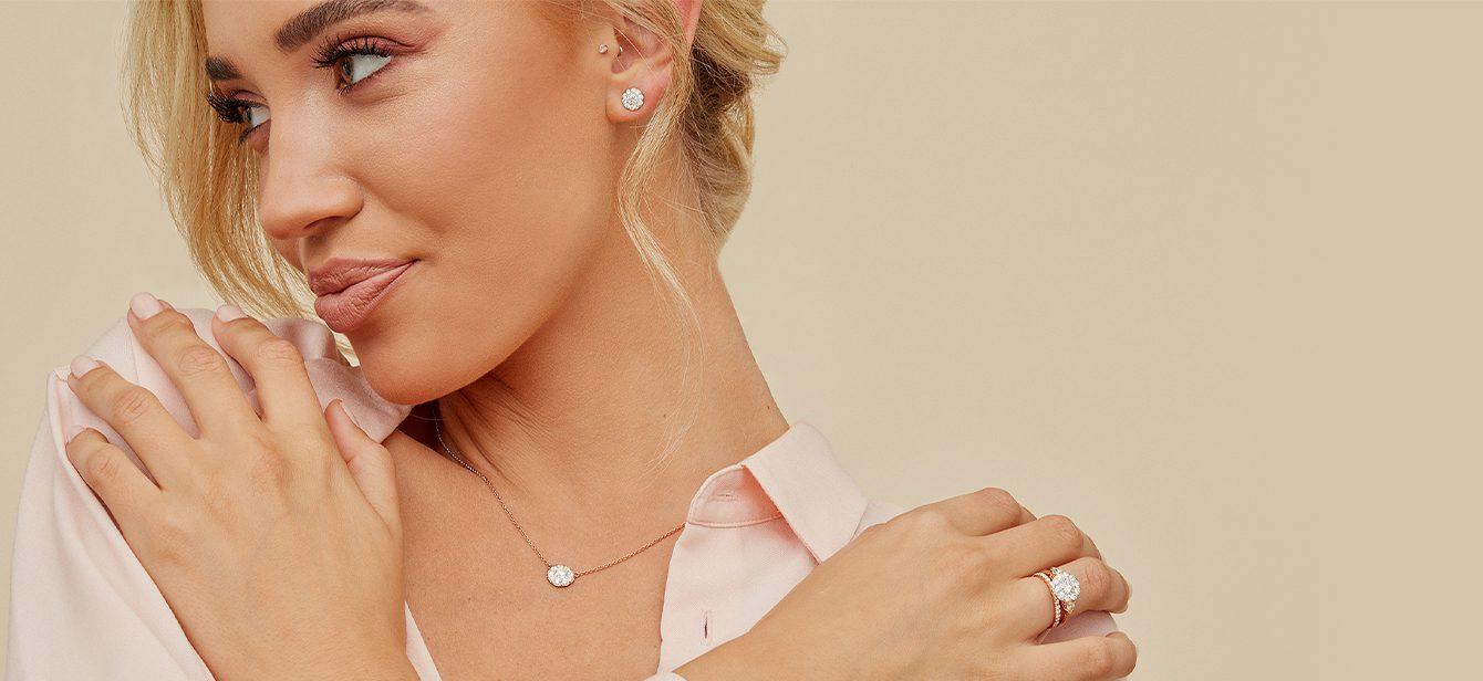Diamond Jewelry by Oui by Jean DoussetDiamond Jewelry by Oui by Jean Dousset
