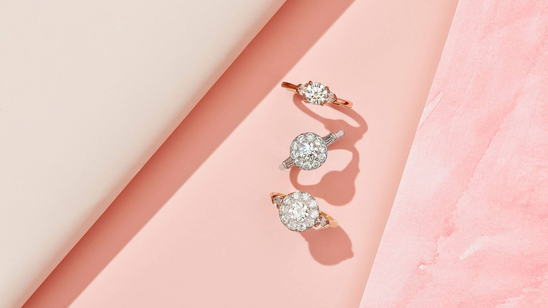 Diamonds | Engagement Rings | Oui by Jean Dousset
