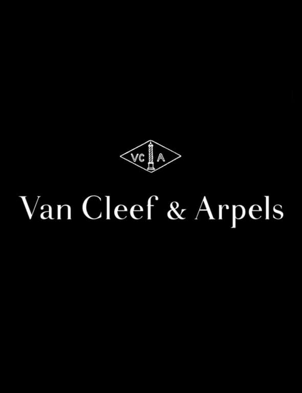 Van Cleef & Arpels Logo | The Heritage of Jean Dousset