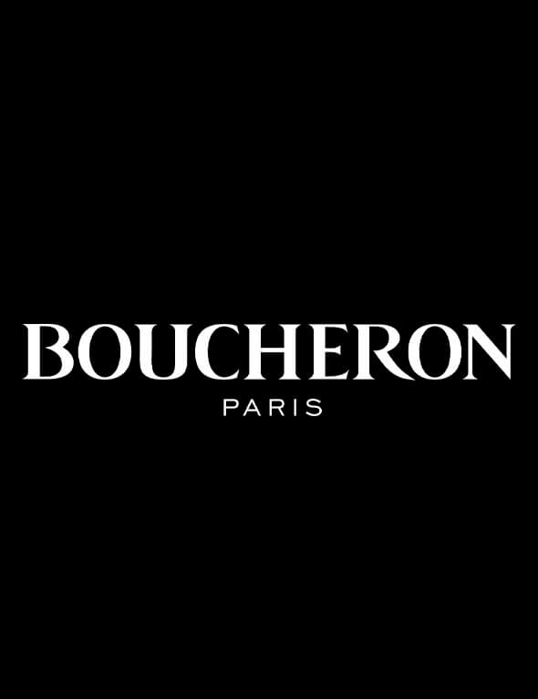 Boucheron Logo | The Heritage of Jean Dousset