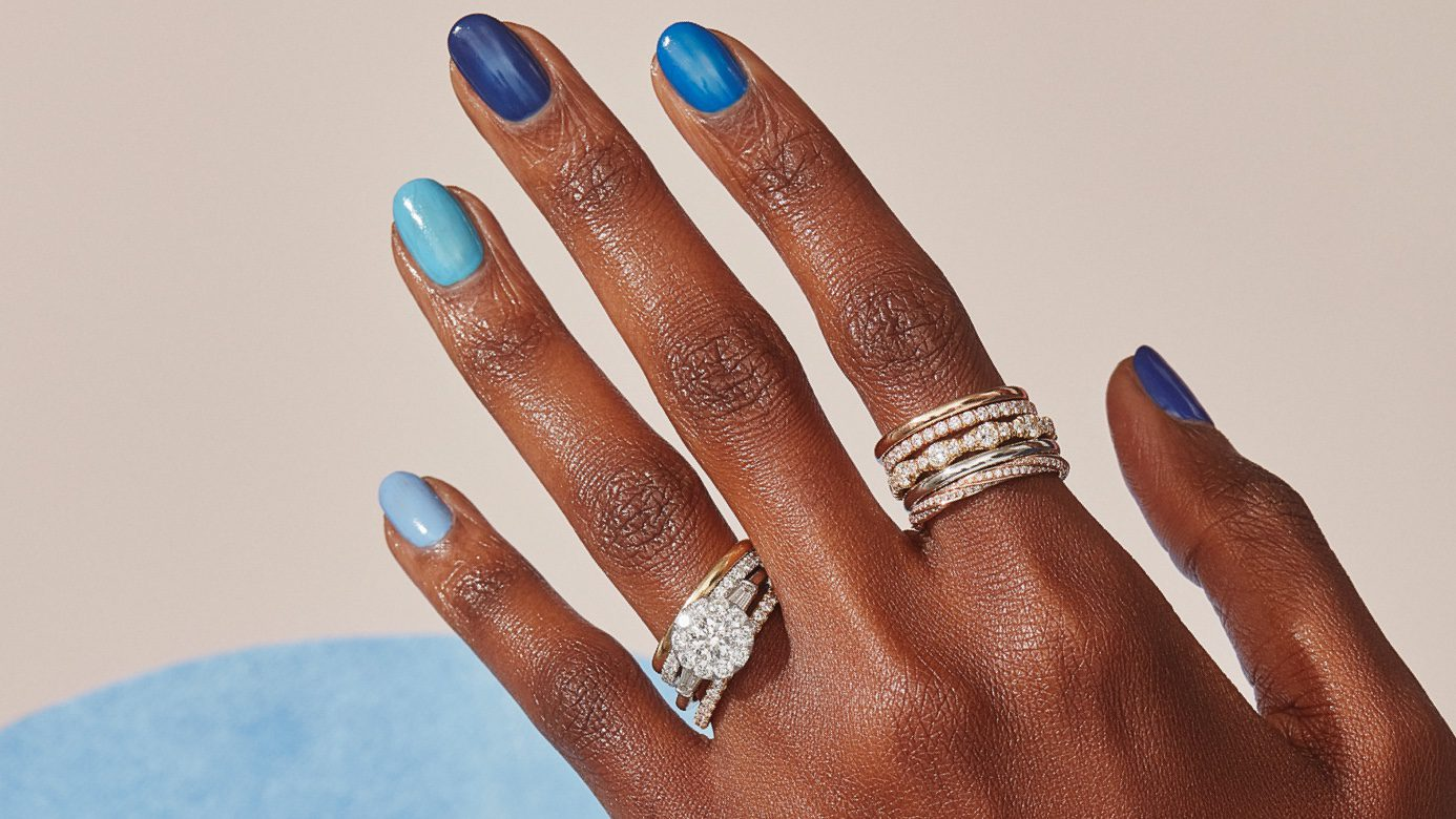 Rings Stack Hand Lifestyle Ring Promo 3